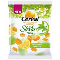 cereal stevia snoepjes bonbons orange bestellen online kopen. Black Bedroom Furniture Sets. Home Design Ideas