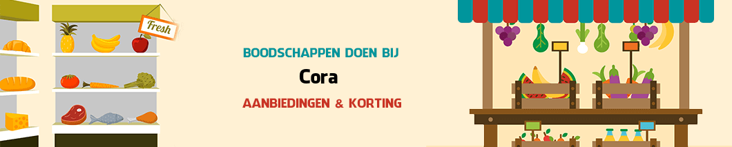 online bestellen  Cora