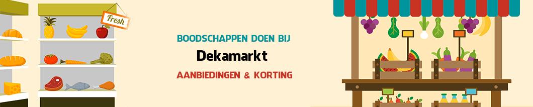 online bestellen  Dekamarkt