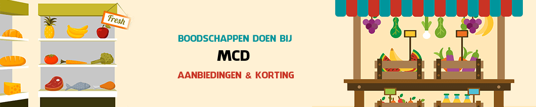 online bestellen MCD