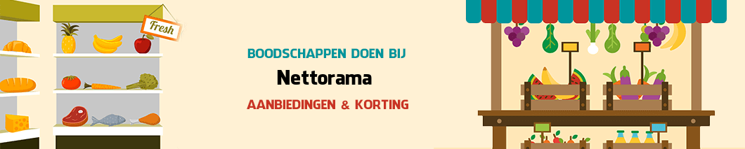 online bestellen Nettorama